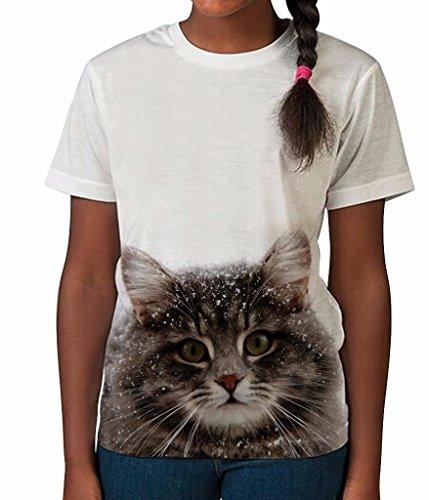 cat-in-snow-1-novelty-winter-christmas-animal-girls-unisex-kids-child-t-shirt