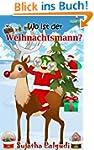 Kinderbuch :Wo ist der Weihnachtsmann...