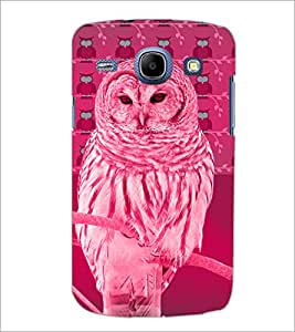 PrintDhaba Owl D-3258 Back Case Cover for SAMSUNG GALAXY MEGA 5.8 (Multi-Coloured)