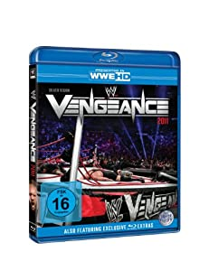 WWE - Vengeance 2011 (Blu-ray)