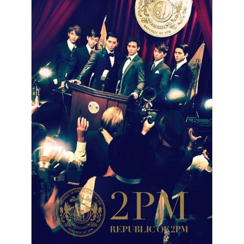 REPUBLIC OF 2PM(初回生産限定盤A)(DVD付)をAmazonでチェック!