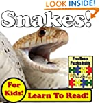 Snakes! Learn About Snakes While Lear...