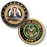 U.S. Army Intelligence Center, Fort Huachuca, AZ Challenge Coin