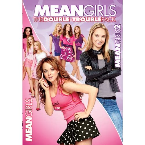 Mean Girls: The Double-Trouble Pack (Mean Girls / Mean Girls 2)