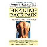 Buy Healing Back Pain: The Mind-Body Connection