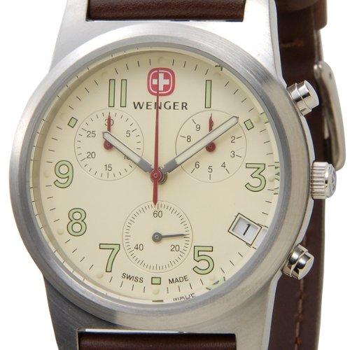 [ウェンガー]WENGER メンズ時計 フィールドクロノ 72951 (並行輸入品)