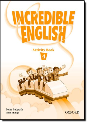 Incredible English 4: Activity Book
