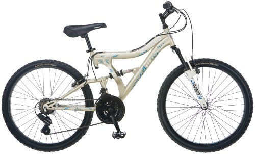 Mongoose Boy's Melee Bicycle (Metallic Sand)