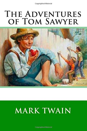 an analysis of the adventures of tom sawyer a novel by mark twain Mark twain's the adventure of tom sawyer is a novel about a boy going through  many adventures as a child the story begins with aunt polly hollering at tom.