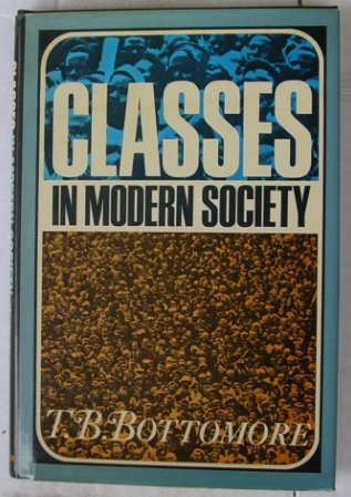 Image for Classes in Modern Society