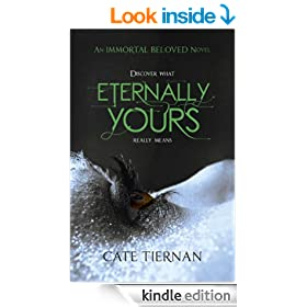 Eternally Yours (Immortal Beloved Book Three)