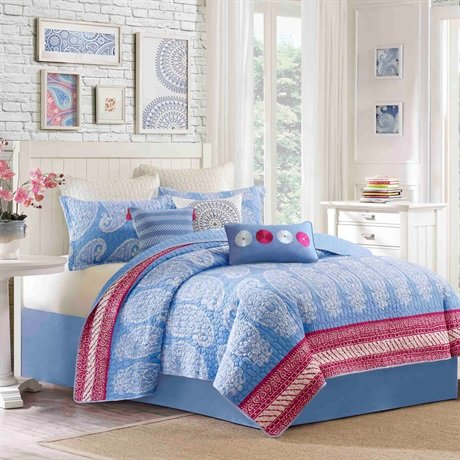 Paisley Quilts And Coverlets front-991241