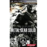 Metal Gear Solid - Peace Walker (PSP)by Konami