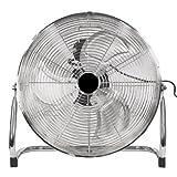 """#9: Prem-I-Air 12"""" Chrome Home Office Air Circulator Fan"""