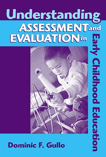 Understanding Assessment And Evaluation In Early...