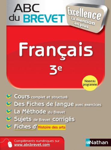 Abc excellence brevet Français 3e