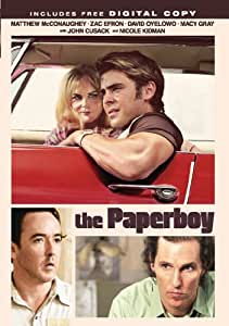 The Paperboy (DVD + Digital Copy)