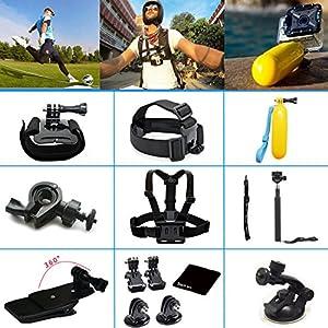 Amazon Com Black Pro 15 In 1 Basic Common Outdoor Sports