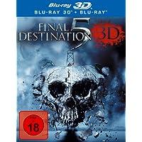 Final Destination 5 (+ 3-D) [Blu-ray]