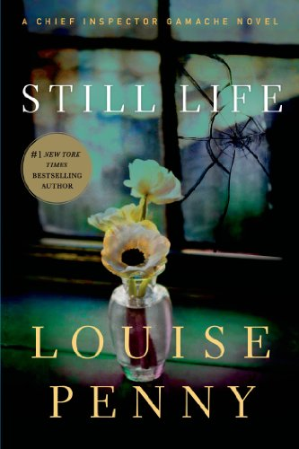 BEST PRICE EVER on an Inspector Gamache award-winner from bestselling author:  STILL LIFE By Louise Penny
