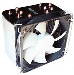 Swiftech Polaris 120 120mm Hydraumatic High Performance Heat Pipe CPU Heatsink
