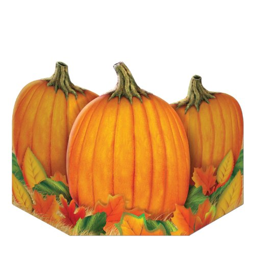 Fall Harvest Stand-Up Party Accessory (1 count) (1/Pkg)