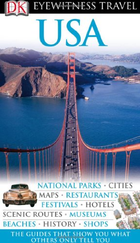 DK Eyewitness Travel Guide to USA