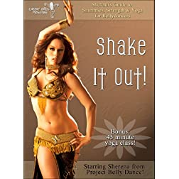Shake It Out - Shimmies with Sherena of Project Belly Dance