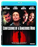 Confessions of a Dangerous Mind [2002] [US Import] [Blu-ray]