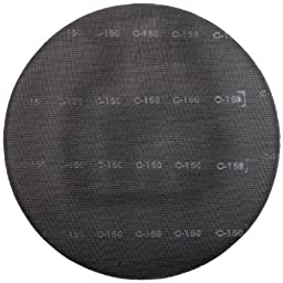 Glit 42176 Large Mesh Sandscreen Floor Pad, Silicon Carbide, 21\