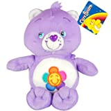 Care Bear 8.5 inch Soft Toy - Wish, Superstar, Harmony, Share, Love a lot, Good Luck (Harmony Care Bear 8.5 inch Soft Toy)