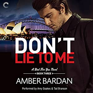 Don't Lie to Me Audiobook