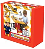 Fireman Sam Sit and Play Desk