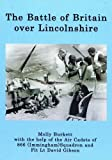 img - for The Battle of Britain Over Lincolnshire book / textbook / text book