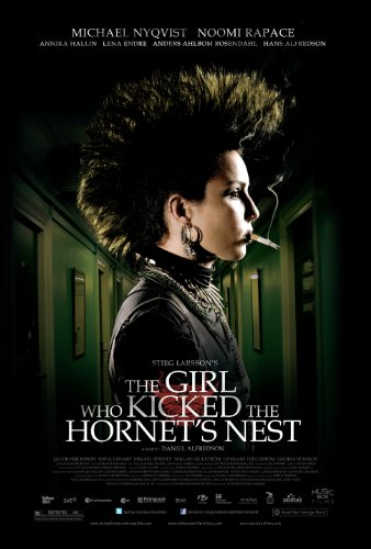 The Girl Who Kicked The Hornet's Nest (English dubbed)