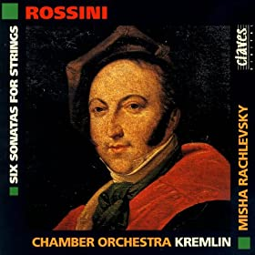 Rossini: Six Sonatas for Strings