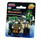 Cobi Small Army 3 Figure Accessoryby Cobi