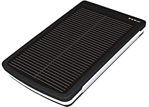 XTPower® MP-S3000 Solar Powerbank - mobiler externer USB Solarakku Ladegerät mit 3000mAh - USB 5V 1A