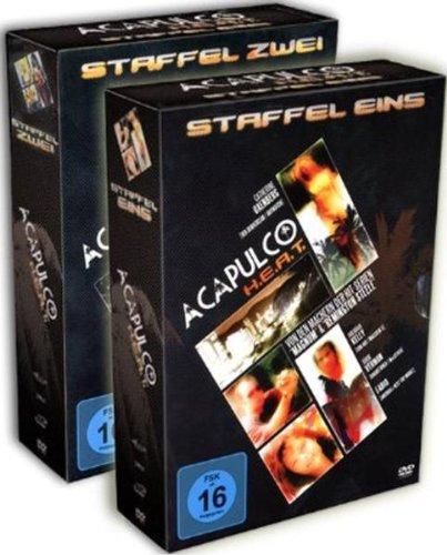 Acapulco H.E.A.T. - Komplette 1. und 2. Staffel ( 11 DVDs )