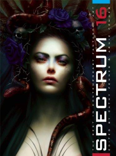 Spectrum 16 (Spectrum: The Best in Contemporary Fantastic Art)