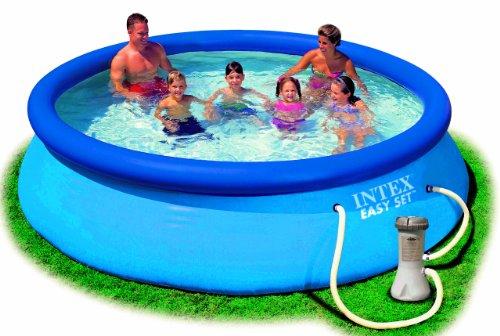 Aufstellpool Easy Set Pools®, Blau, Ø 366 x 76 cm