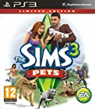 The Sims 3 Pets Limited Edition Game PS3