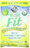 Garden of Life Raw Fit Protein Net Wt. 1.6 Oz 10 Count Tray