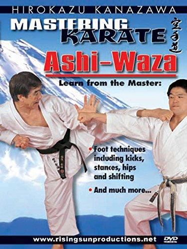 Mastering Karate - Kanazawa #2 Ashi