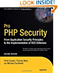 Pro PHP Security: From Application Se...