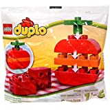 Lego Duplo Polybagged 30068 Food Set 6 Pieces