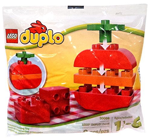 Lego Duplo Polybagged 30068 Food Set 6 Pieces - 1