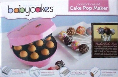 babycakes pop maker pink. Black Bedroom Furniture Sets. Home Design Ideas