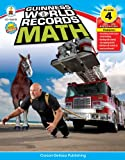 img - for Guinness World Records  Math, Grade 4 book / textbook / text book