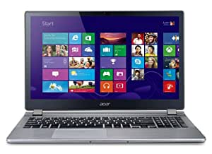 Acer Aspire V5-572 15.6-inch Laptop (Intel Core i5 3337U 1.8GHz Processor, 4GB RAM, 500GB HDD, LAN, WLAN, BT, Webcam, Integrated Graphics, Windows 8)